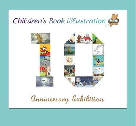 Children's Book Illustration – Exhibition | Petr Horacek Blog | example | Scoop.it