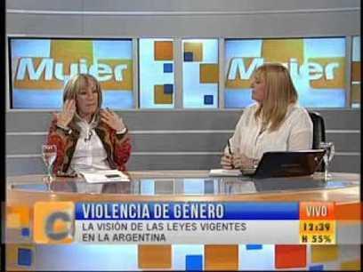 SILVIA DERRICO . ABOGADA SOBRE VIOLENCIA DE GENERO - YouTube | Género | Scoop.it