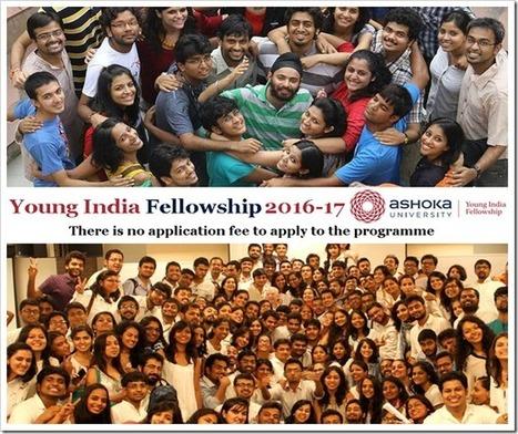 The Young India Fellowship (YIF) 2016-17 | bioinforamtics | Scoop.it