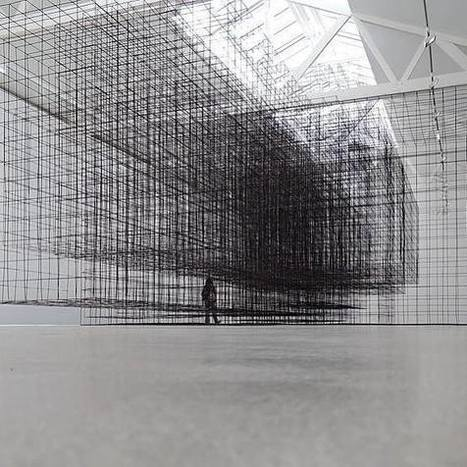 Antony Gormley: MATRIX II | Art Installations, Sculpture, Contemporary Art | Scoop.it