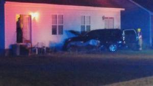 Car crashes into Pitt County home - WITN | Car Accident Injury News | Scoop.it