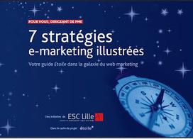 7 stratégies e-marketing illustrées | AGOTTE News | Scoop.it