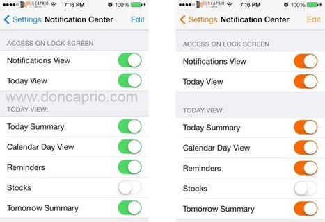 16 Cydia Tweaks to Customize Your iPhone User Interface on iOS 7 | Blogging, Tech & Social Media | Scoop.it