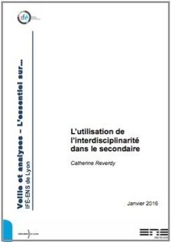 Tentons de faire court sur l'interdisciplinarité | Éduveille | Socle commun et compétences | Scoop.it