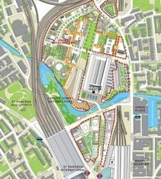 Name The New Streets Of King's Cross   Urban future   Scoop.it