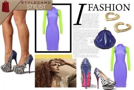 StyleCard Stylist: Colour Blocking & Clashing To The Extreme   StyleCard Fashion Portal   StyleCard Fashion   Scoop.it