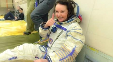 Sarah Brightman Postpones Trip To Space Station - SpaceNews.com | Space In Cyberspace | Scoop.it