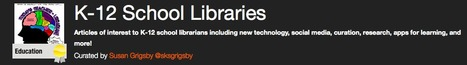 What Does the Next-Generation School Library Lo... | K-12 Web Resources | Scoop.it
