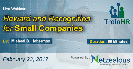 Reward and Recognition for Small Companies   How can HR prevent bullying by seniors at the workplace?   Scoop.it