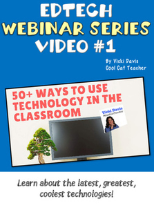 50+ Ways to Use Technology in Your Classroom Webinar and Training Kit | Durff | Scoop.it