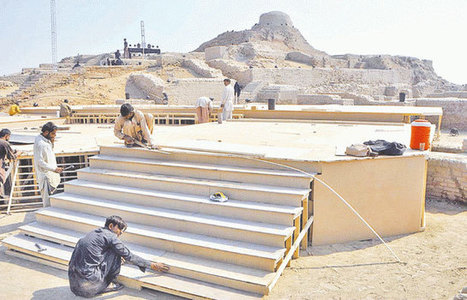 Sindh Festival commences today in Mohenjo-Daro despite reservations - News Tribe | Ancient Archeology | Scoop.it