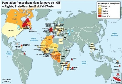L'avenir du français est en Afrique | Du bout du monde au coin de la rue | Scoop.it