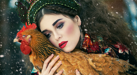 Fairytales Come To Life In Magical Photos by Russian Photographer Margarita Kareva | Fairy tales, Folklore, and Myths | Scoop.it