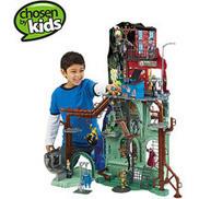 Teenage Mutant Ninja Turtles Secret Sewer Lair Play Set | +++ Special Sale | Scoop.it