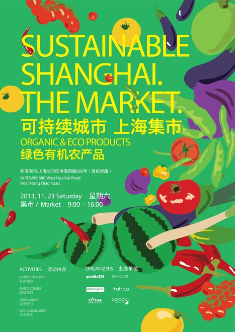 Sustainable Shanghai. The Market | Shanghai Wholehearted Events | Scoop.it