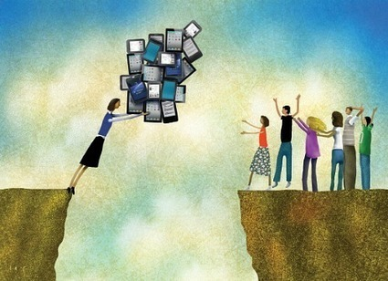 The Truth About Tablets: Educators are getting iPads and ereaders into students' hands—but it's not easy — The Digital Shift | How to create an ebook for academic purposes | Scoop.it