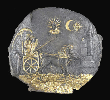 Zenobia: Empress of the East: Cybele and the Silk Road | History and Archaeology | Scoop.it