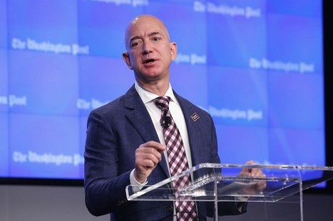 Jeff Bezos: Blue Origin Wants to Colonize the Solar System | Future of Cloud Computing and IoT | Scoop.it