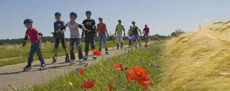 Skaten in Brandenburg - Erlebnistouren auf über 500 km | createfav | Scoop.it