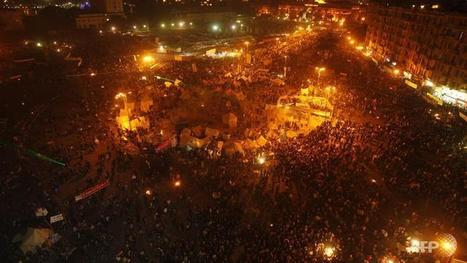 Government buildings stormed on Egypt anniversary | Égypt-actus | Scoop.it
