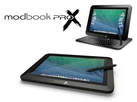 "Modbook Pro X — 15.4"" Retina Quad-Core Mac OS X Tablet | Bring back UK Design & Technology | Scoop.it"