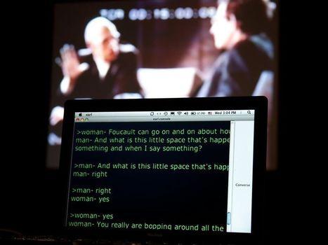 «Les algorithmes peuvent-ils interpréter Hamlet?» - Libération | Politique des langues à l'université | Scoop.it
