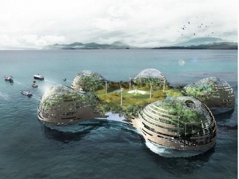 L'architecture de la mer et de l'espace continue de faire rêver | Dans l'actu | Doc' ESTP | Scoop.it
