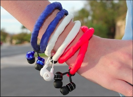 CordCrunchers ensure your headphone cords never tangle again   Newspotting   Scoop.it