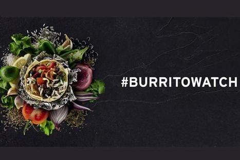 Everyday, a mystery URL promo to get free burritos | Digital Creatives | Scoop.it