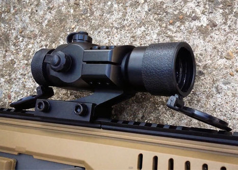Airsoftology: Upgrade Your Red Dot to Blue | Popular Airsoft | Airsoft Showoffs | Scoop.it