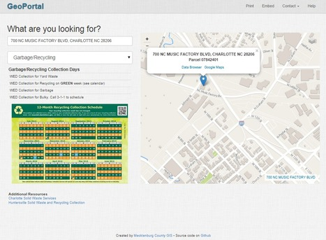 GeoPortal | Searching for the Bellman's map | Scoop.it