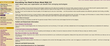 Everything You Need to Know About Web 2.0 | Business Growth through Online Sales and Marketing | Scoop.it
