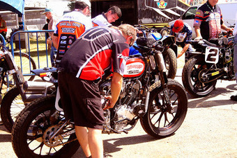 AMA Pro Flat Track Pulls Out All of the Stops-& Restrictors-With Early Release of 2014 Technical Rules   California Flat Track Association (CFTA)   Scoop.it