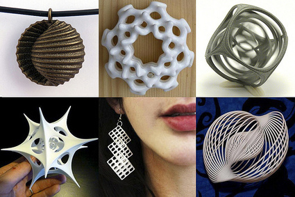 The Five Ways Companies Can Leverage 3D Printing –and Avoid Disruption | Web Strategy by Jeremiah Owyang | Social Media, Web Marketing | FabLab Makers | Scoop.it