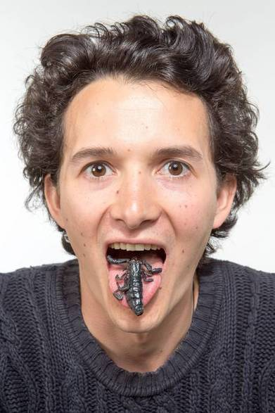 Charlie Gilmour investigates life as an insectivore | Entomophagy: Edible Insects and the Future of Food | Scoop.it