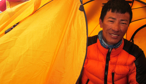 GUIDE PROFILE: Pem Sherpa; A Snow Leopard | Into Thin Air | Scoop.it