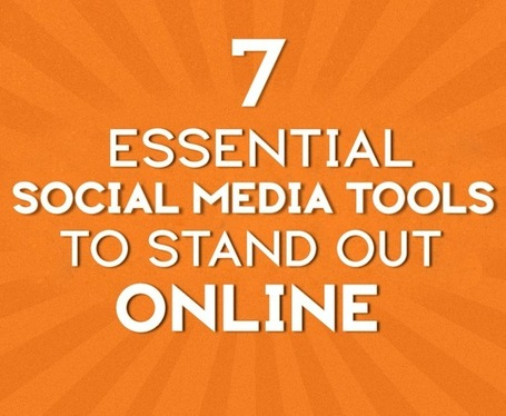 7 Essential Social Media Tools To Stand Out Online | Social networking in the classroom | Scoop.it
