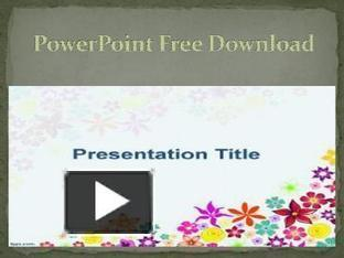 Powerpoint Free Download | Free Power Point Templates | Scoop.it