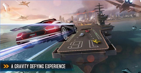 Top 10 Best Free Android Racing Games   All about your Life   Scoop.it