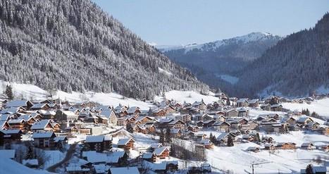 Skier en famille dans les Alpes   La gazette pro de Brides-les-Bains   Scoop.it