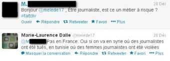 Quand Twitter et les journalistes entrent dans notre cours de français ! | Education et Créativité | Scoop.it