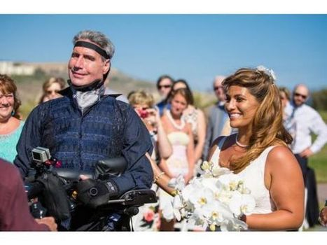 Dad's walk down the aisle more like a miracle  |  Augie Nieto | #ALS AWARENESS #LouGehrigsDisease #PARKINSONS | Scoop.it