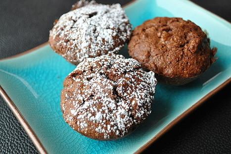 Gâteau fondant au chocolat et aux blancs d'oeuf | A table ! | Scoop.it