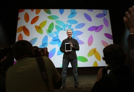 'Peak iPad? We'll See.' | From the Apple Orchard | Scoop.it