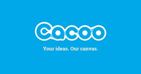 Cacoo - Vos idées. Notre support. | Ma Veille Digitale & Webmarketing | Scoop.it
