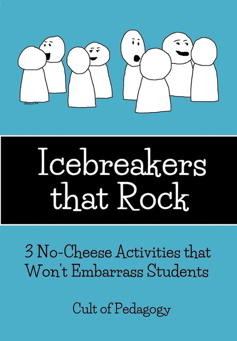 Icebreakers that Rock | Cool School Ideas | Scoop.it