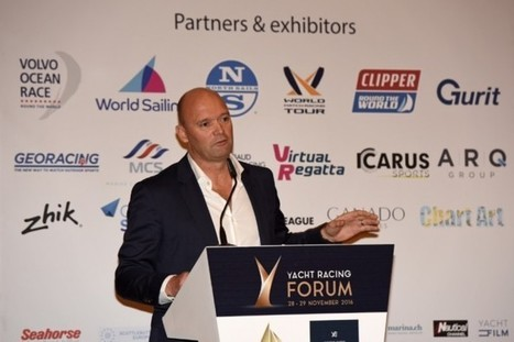 8è Edition du Yacht Racing Forum - Course au Large | Volvo Ocean Race | Scoop.it