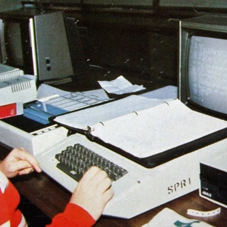 15 Hilarious Technology Ads From the 1980s | Subliminale | Scoop.it