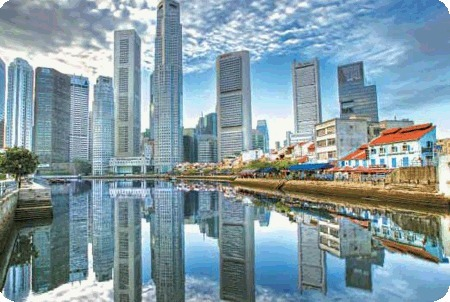 Ideas on transforming cities - Singapore a case study | green streets | Scoop.it