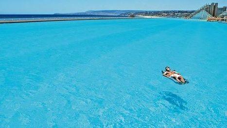 Mesurant plus d'1km de long, voici la plus grande piscine du monde   Les plus beaux spas du monde   Scoop.it